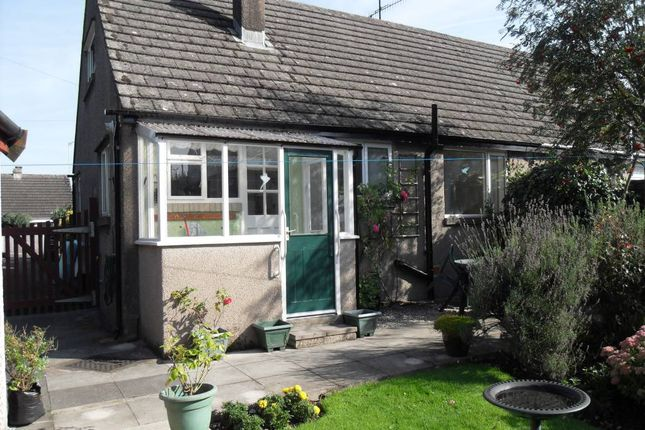 Thumbnail Semi-detached bungalow to rent in Langdale Crest, Storth, Milnthorpe