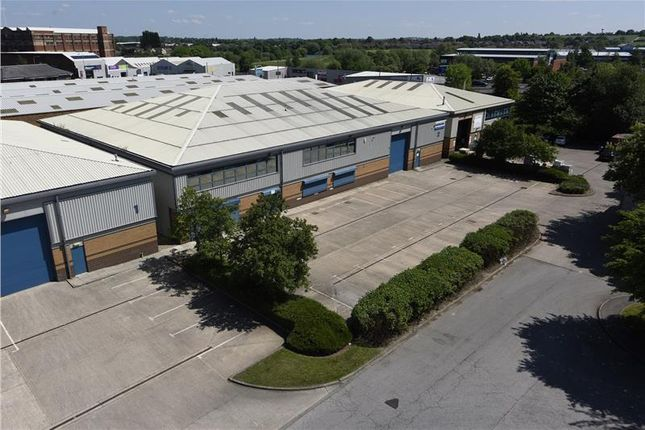 Light industrial to let in Calder Point, Unit 2, Calder Point, Monckton Road Industrial Estate, Wakefield, West Yorkshire