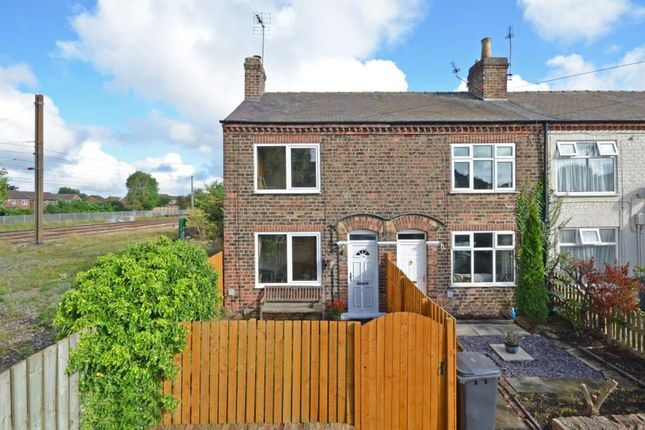 2 bed end terrace house to rent in Mayfield Grove, Tadcaster Road, York YO24