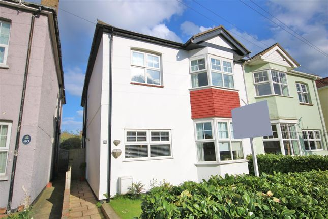 Thumbnail Semi-detached house for sale in St. Marys Road, Frinton-On-Sea