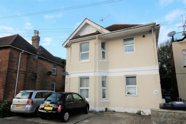 Thumbnail Flat to rent in Drummond Road, Bournemouth, United Kingdom
