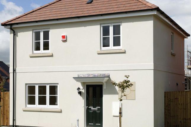 Thumbnail Detached house for sale in Off Halstead Road, Mountsorrel