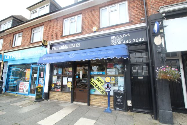 Thumbnail Retail premises for sale in Temple Parade, Netherlands Road, Barnet