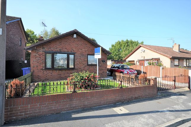Thumbnail Detached bungalow for sale in Measham Drive, Stainforth, Doncaster
