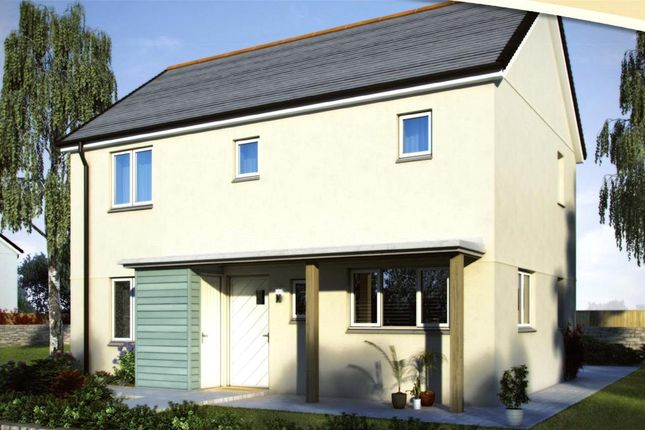 Thumbnail Detached house for sale in Beringer Street, Camborne, Cornwall