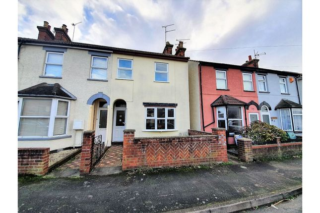 2 bed semi-detached house for sale in Lee Road, Dovercourt, Harwich CO12