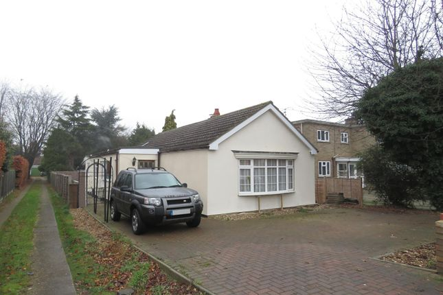 Thumbnail Detached bungalow for sale in Eagle Farm Road, Biggleswade