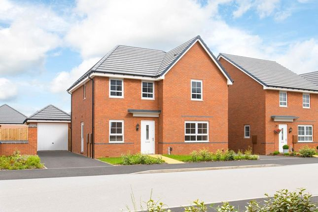 """Thumbnail Detached house for sale in """"Radleigh"""" at St. Benedicts Way, Ryhope, Sunderland"""