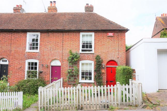 Thumbnail End terrace house for sale in The Street, Barham