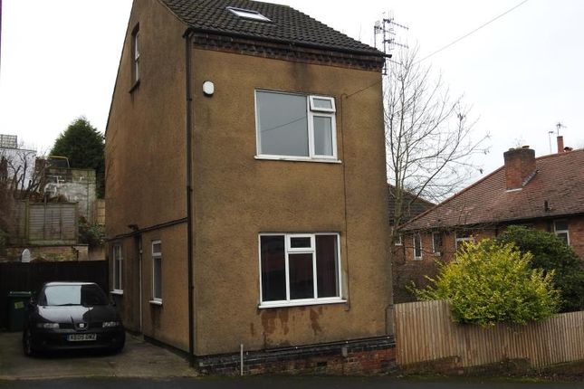 Detached house for sale in Lloyd Street, Sherwood, Nottingham