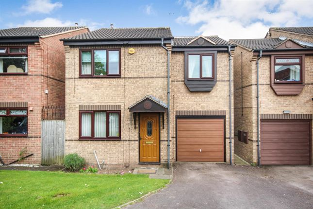 Thumbnail Detached house to rent in Vulcan Close, Basford, Nottingham