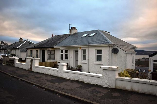 4 bed semi-detached house for sale in 23, Manor Crescent, Gourock, Renfrewshire
