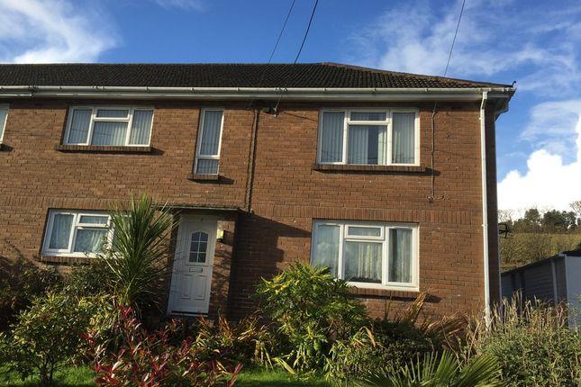 Thumbnail Flat to rent in Maes Y Meillion, Llandeilo Road, Gorslas, Llanelli