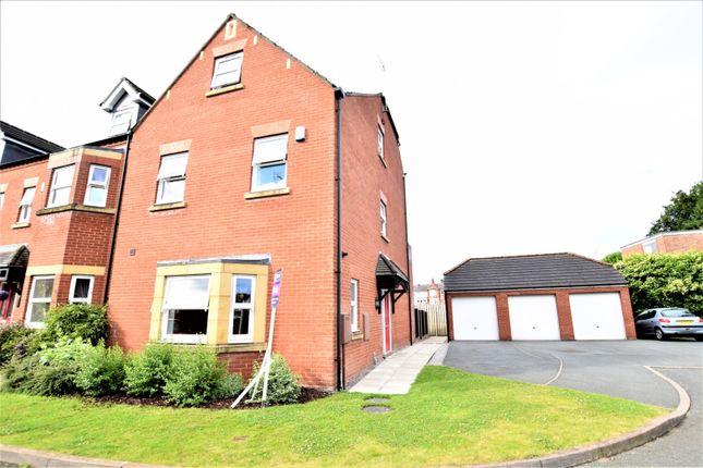Thumbnail Semi-detached house for sale in Grosvenor Gardens, Wrexham