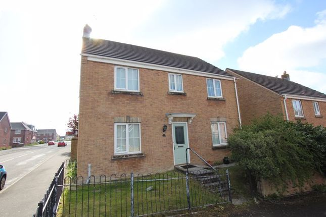 Thumbnail Detached house for sale in Llwyn Y Gog, Rhoose, Barry