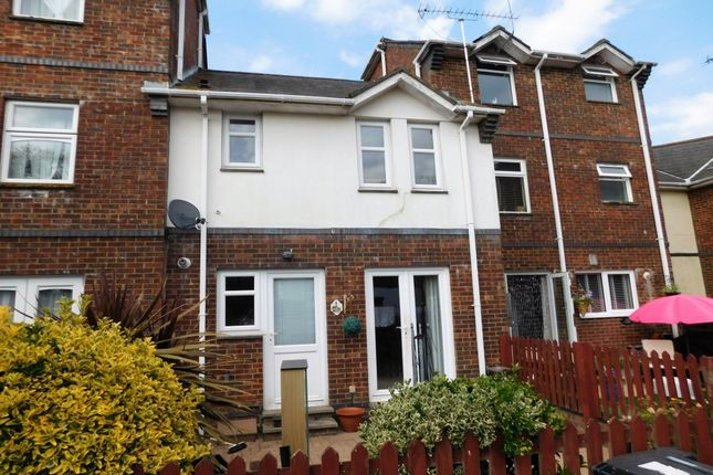 Thumbnail Terraced house for sale in Oasis Mews, Dorchester Road, Upton, Poole, Dorset