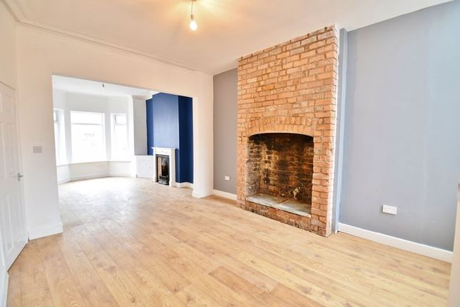 Thumbnail Terraced house to rent in Trafford Road, Eccles, Manchester