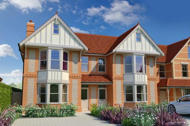 Thumbnail Semi-detached house for sale in Henley On Thames, South Oxfordshire Market Town