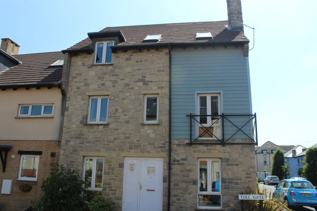 5 bed terraced house to rent in Toll Gate, Wool, Wareham, Dorset BH20