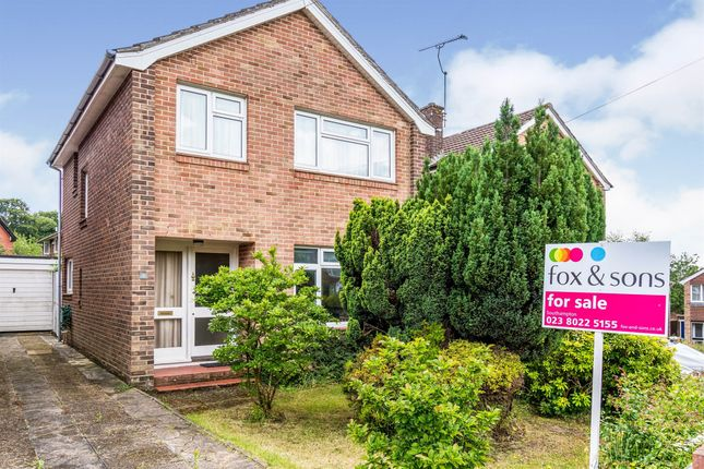 Thumbnail Detached house for sale in Glencarron Way, Bassett, Southampton