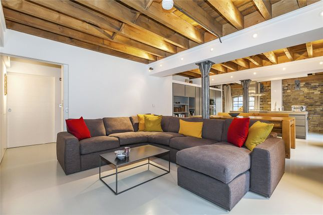 Thumbnail Flat for sale in New Concordia Wharf, Mill Street, London