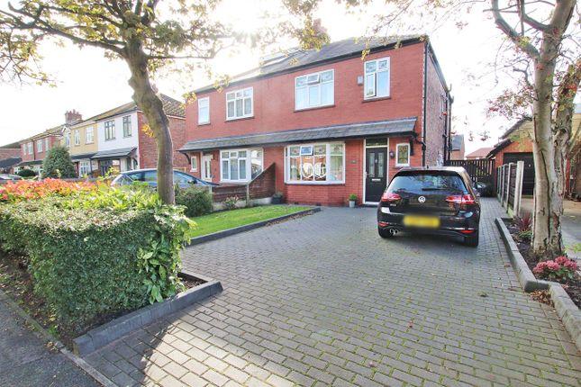 Thumbnail Semi-detached house for sale in Green Lane, Padgate, Warrington