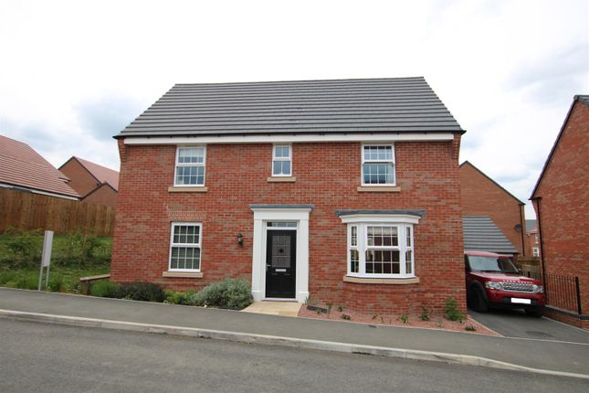Thumbnail Detached house for sale in Rook Drive, Burton-On-Trent
