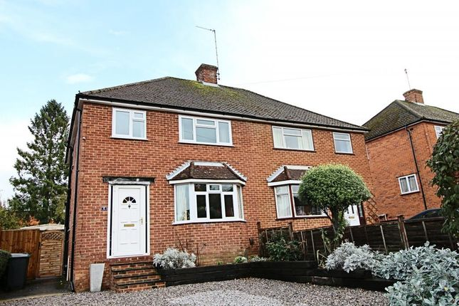 Thumbnail Semi-detached house to rent in Courtlands Road, Newbury