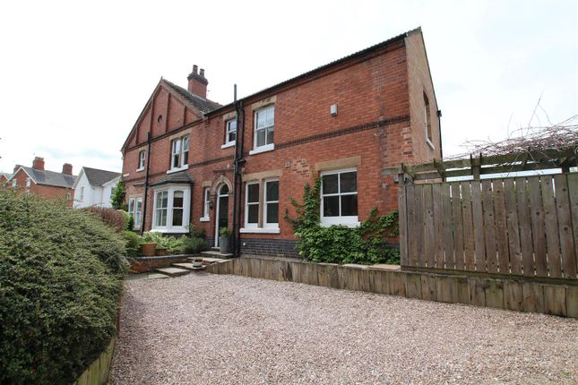 Thumbnail End terrace house for sale in Ferry Street, Stapenhill, Burton-On-Trent
