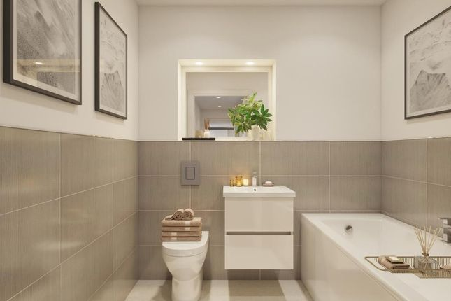 "Bathroom of ""Medallion House"" at Bishopthorpe Road, York YO23"