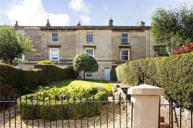 Thumbnail Terraced house for sale in St Marks Road, Widcombe, Bath