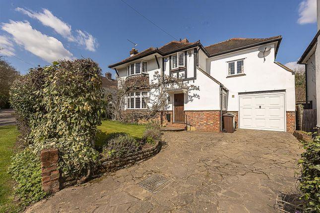 Thumbnail Detached house for sale in Amenbury Lane, Harpenden