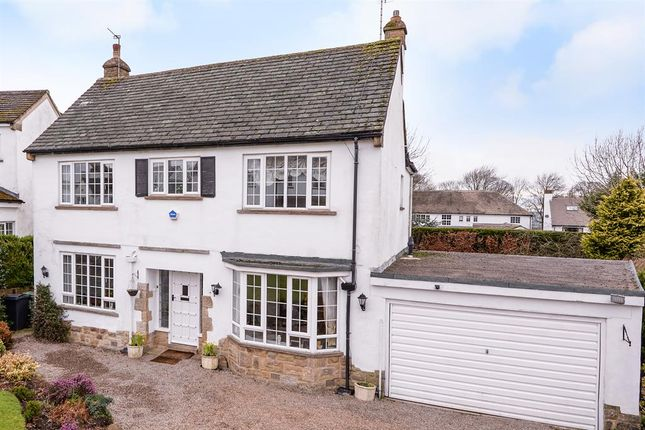 Thumbnail Detached house for sale in Southway, Guiseley, Leeds