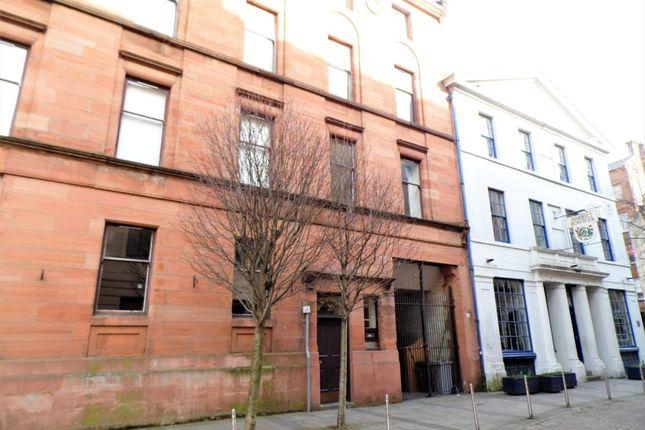 Thumbnail Flat for sale in Flat 8, 20 Blackfriars Street, Glasgow