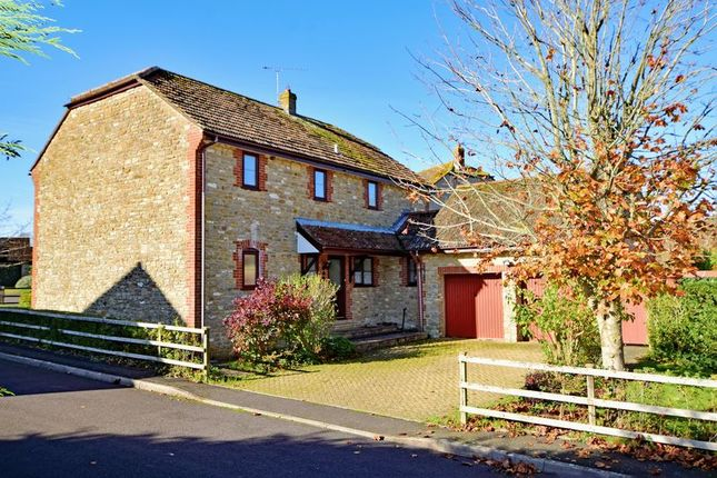 Thumbnail Detached house for sale in Miz Maze, Leigh, Sherborne
