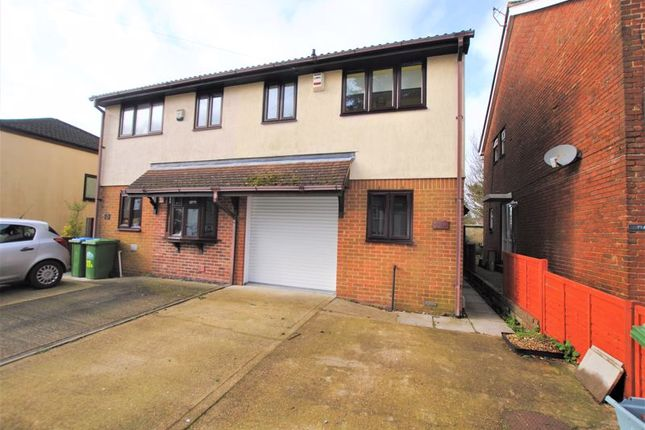 Thumbnail Semi-detached house to rent in Commercial Street, Southampton