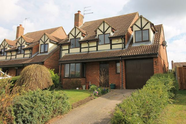 Thumbnail Detached house for sale in Cob Place, Godmanchester