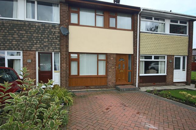 Thumbnail Terraced house to rent in Mount Pleasant, Adlington, Chorley