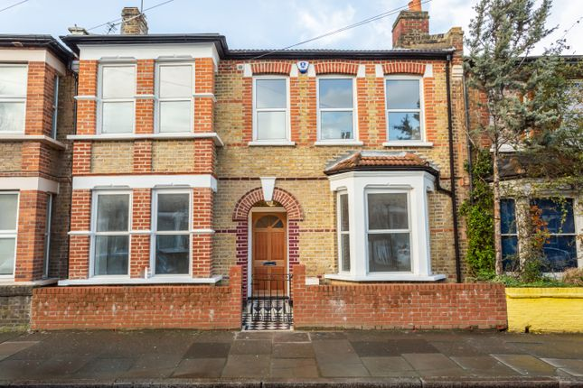 Thumbnail Terraced house to rent in Atherden Road, London