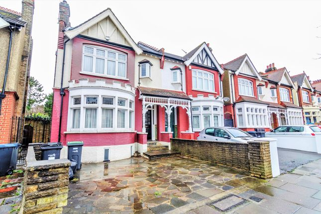 Thumbnail Semi-detached house for sale in Derwent Road, Palmers Green