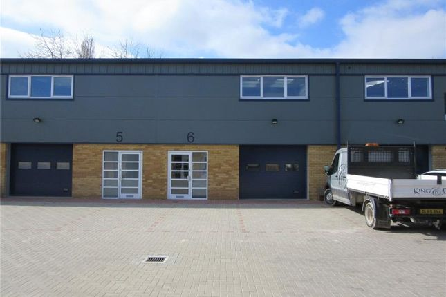 Thumbnail Office to let in Unit Glenmore Business Park, Portfield, Chichester
