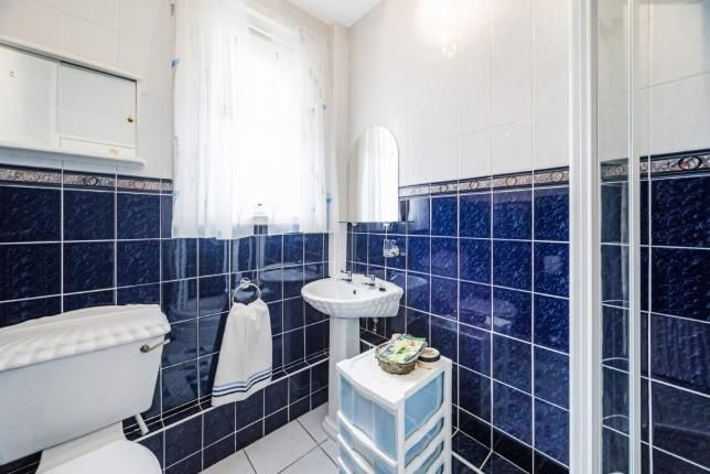 Shower Room of Ashburn Gardens, Milngavie, Glasgow, East Dunbartonshire G62
