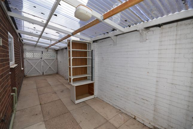 Lean To of Winsford Avenue, Allesley Park, Coventry CV5