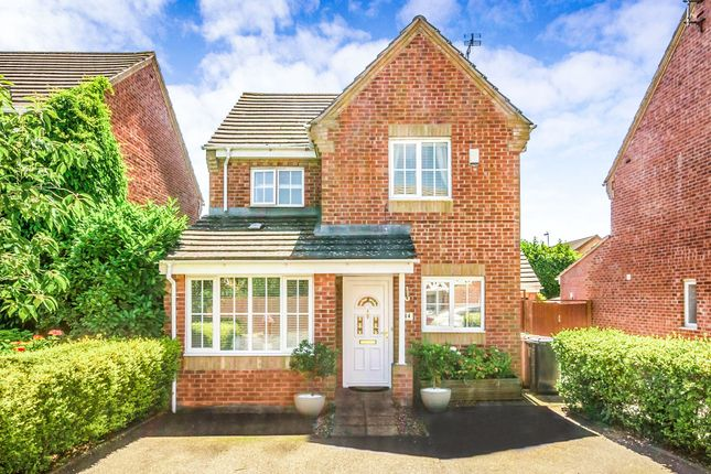 Thumbnail Detached house for sale in Sorbus Close, Hampton Hargate, Peterborough