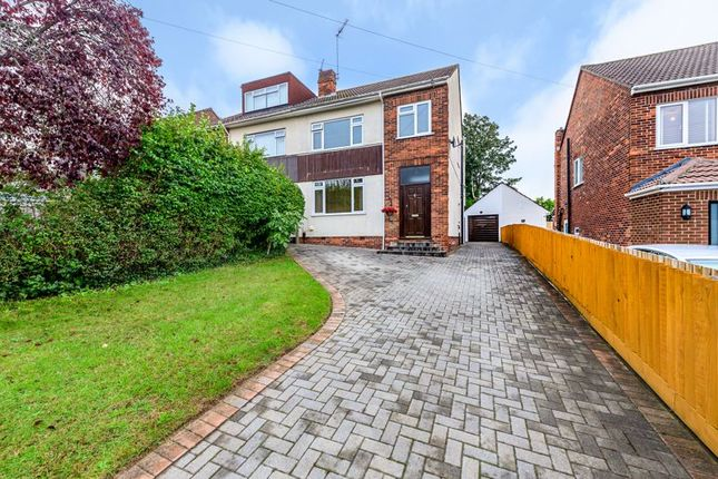3 bed semi-detached house for sale in Grove Avenue, Coombe Dingle, Bristol BS9