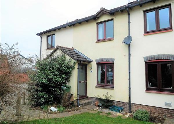 Thumbnail Terraced house for sale in Nurseries Close, Topsham, Exeter