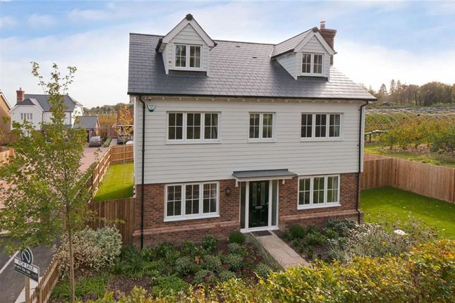 Thumbnail Detached house for sale in Hubbards Lane, Boughton Monchelsea, Kent