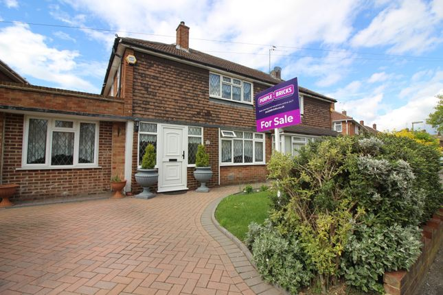 Thumbnail Semi-detached house for sale in High Street, Staines-Upon-Thames