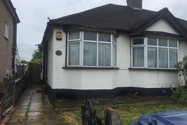 2 bed bungalow to rent in Greenford Road, Greenford, Greater London UB6
