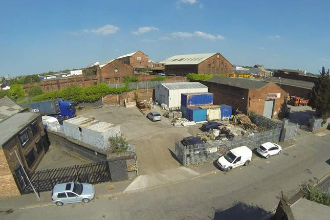 Thumbnail Industrial for sale in Forth Street, Liverpool